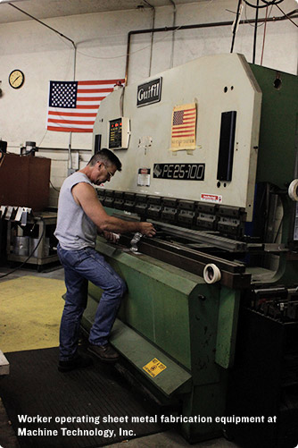 Machine Technology A Quality Machine Shop Near Boston In